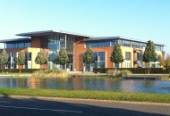 New HQ development - Cambourne