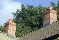 Brick slip RIDGE Chimneys