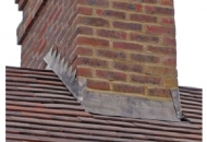 Brick Slip Chimneys - To match ANY brickwork
