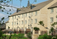 Natural stone housing development, Stamford