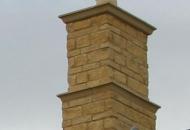Stone Slip Chimney